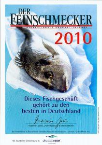 Feinschmeckerurkunde2010